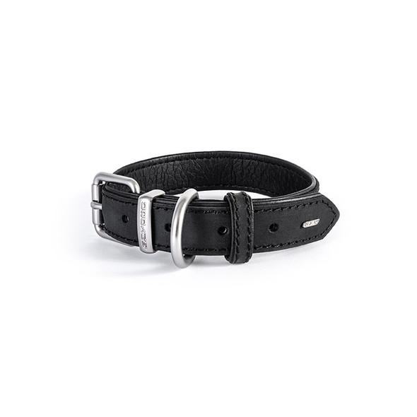 EzyDog Collar Oxford XS Black