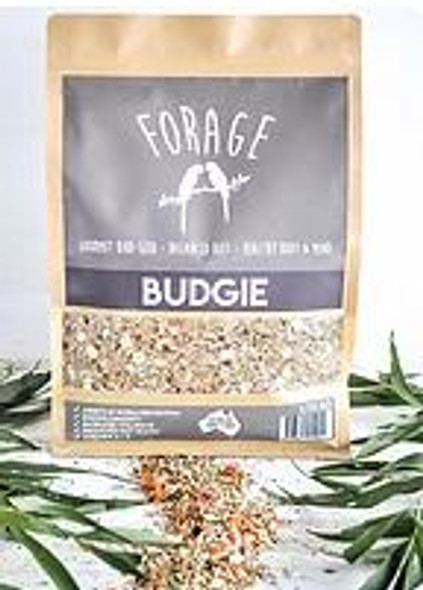Forage Budgie 1KG