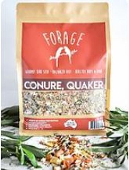Forage Conure & Quaker 1KG