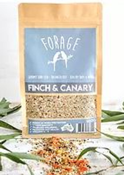 Forage Canary & Finch 500G