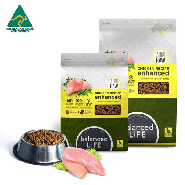 Balanced Life Enhanced Adult Chicken 9kg