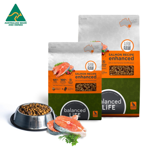 Balanced Life Enhanced Adult Salmon 9kg