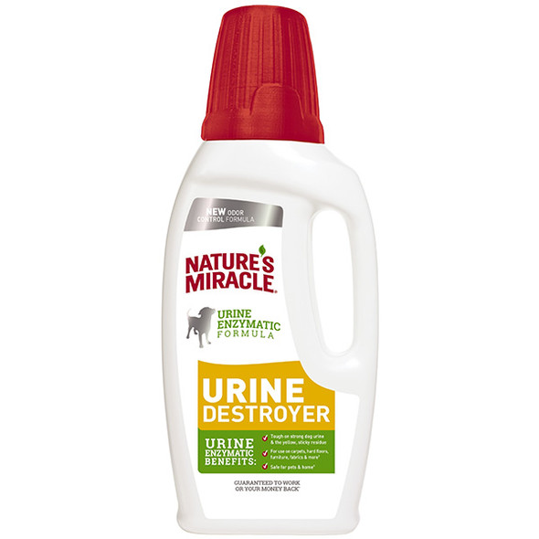 Nature's Miracle Urine Destroyer Dog 946ml