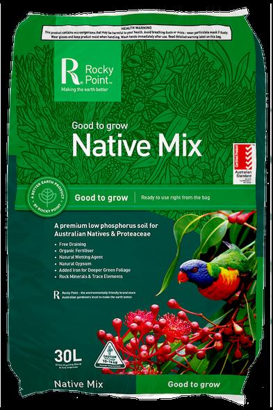 ROCKY POINT NATIVE MIX 30L