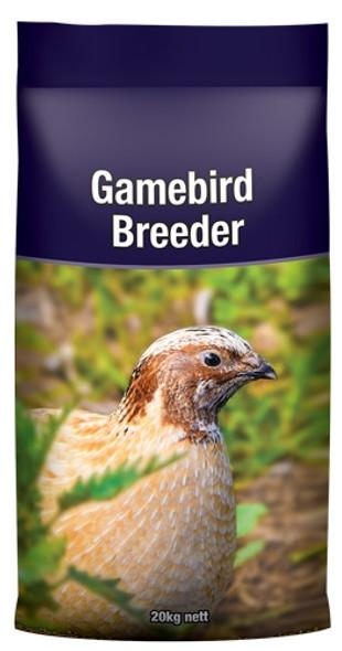 Laucke Mills Gamebird Breeder 20kg