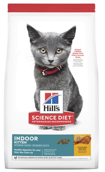 Science Diet Cat Indoor Kitten