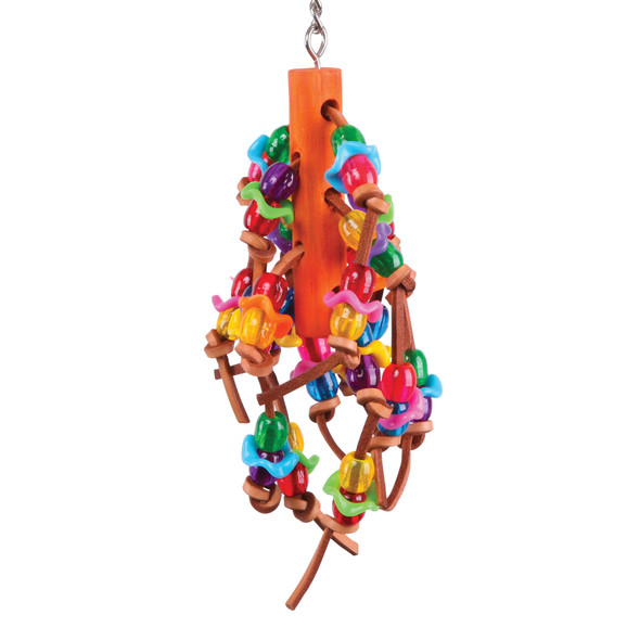 Bird Toy Assorted Beads - Medium