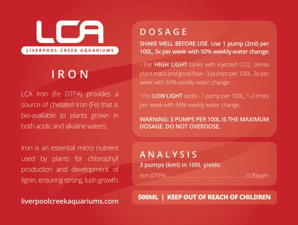 LCA - Iron 500ml