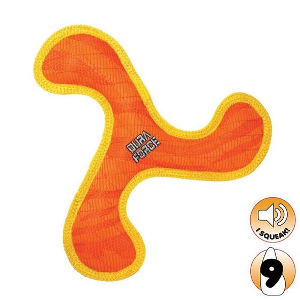 DuraForce Boomerang Tiger Orange/Yellow 26cm