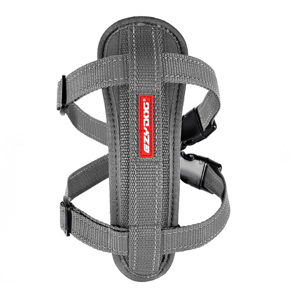 EzyDog Harness Express L Grey
