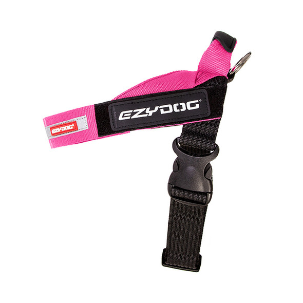 EzyDog Harness Express L Pink