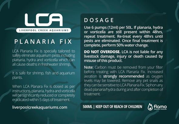LCA Planaria Fix 250ml