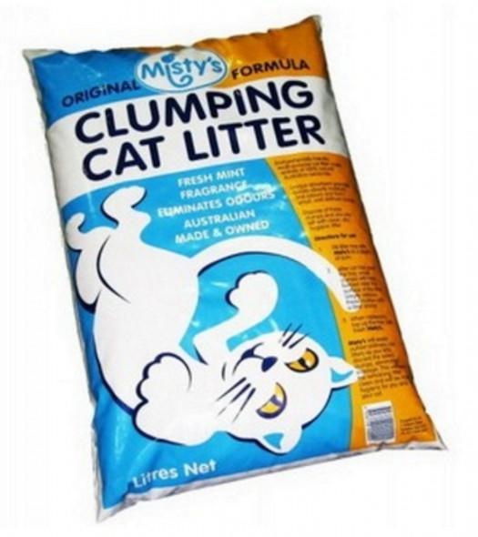 Misty's Cat Litter 20Kg