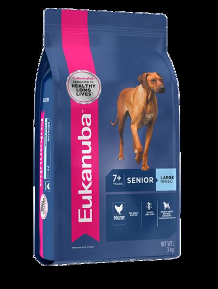Eukanuba Dog Senior Large Breed 14Kg