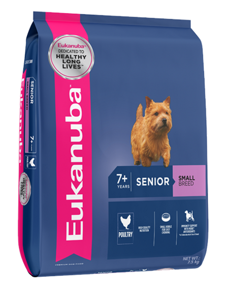 Eukanuba Dog Senior Small Breed 7.5Kg