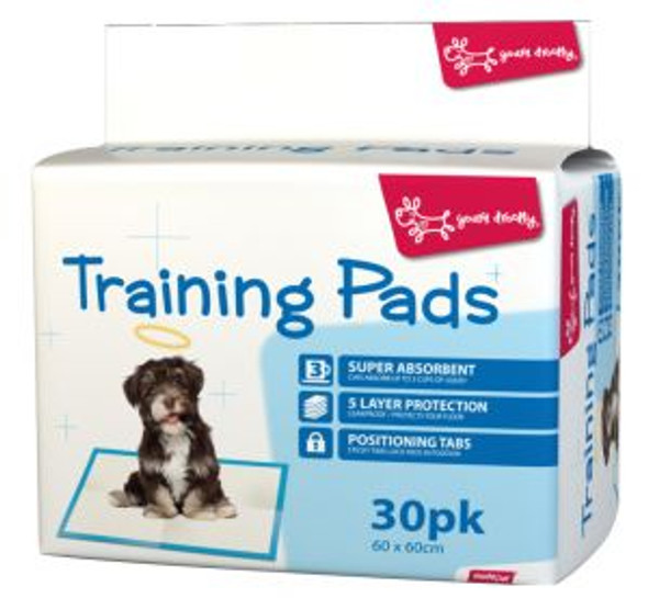 Yours Droolly - Training Pads 30 pk