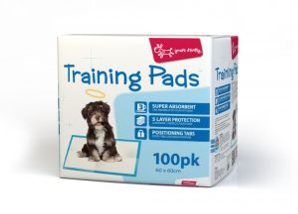 Yours Droolly - Training Pads 100 pk