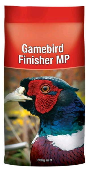 Laucke Mills Gamebird Finisher 20Kg