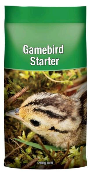Laucke Mills Gamebird Starter 20Kg
