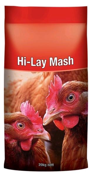 Laucke Mills Hi-Lay Layer Mash 20Kg