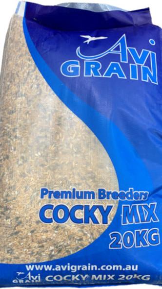 Avigrain - Cocky Mix 20Kg