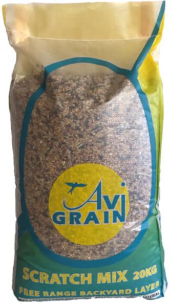 Avigrain - Poultry Scratch Mix 20Kg