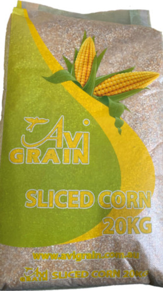 Avigrain - Sliced Corn 20Kg