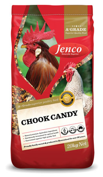 Jenco Chook Candy 20Kg