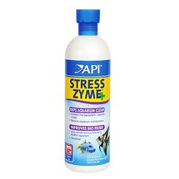 Api Stress Zyme 30Ml