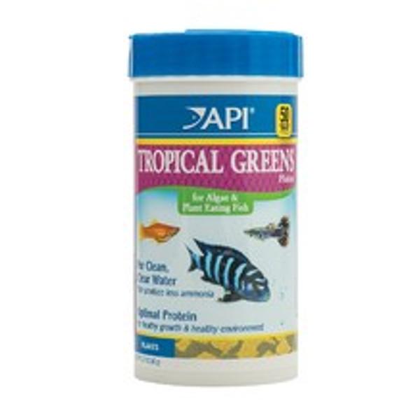 Api Tropical Green Flakes 60G