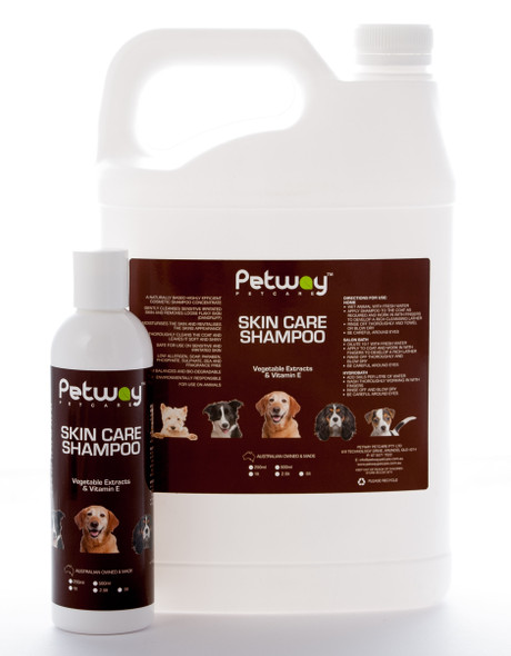 Petway Skin Care Shampoo 250Ml