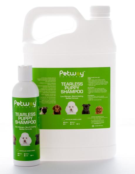 Petway Tearless Puppy Shampoo 250Ml