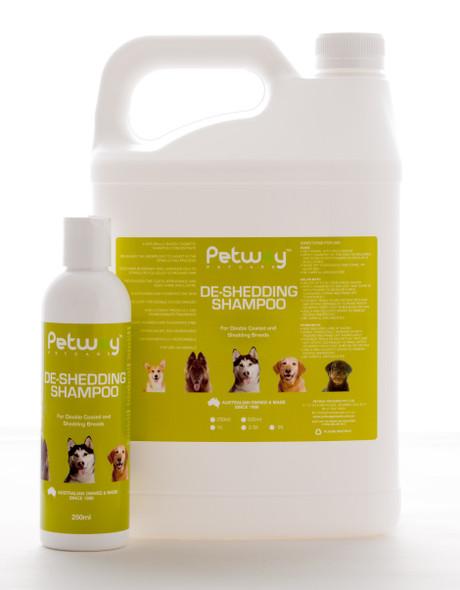 Petway De-Shedding Shampoo 250Ml