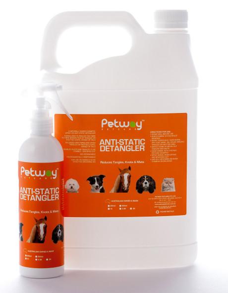 Petway Anti-Static Detangler 250Ml