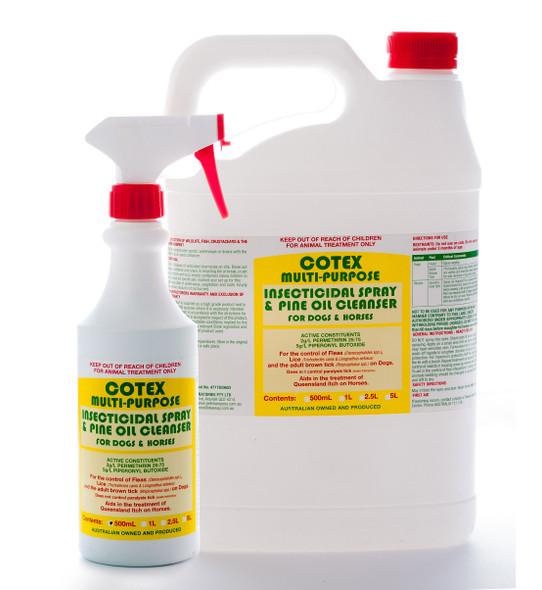 Petway Cotex Pine Oil Spray 500Ml