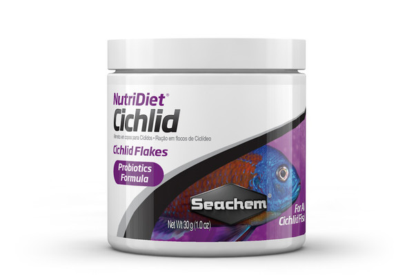 Seachem NutriDiet Cichlid 30G