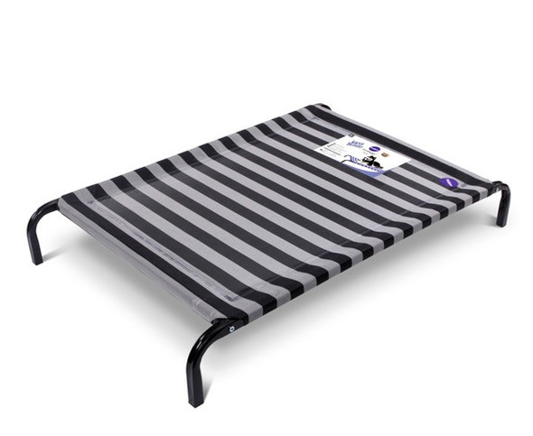 Daydream Classic Bed - Black & White Medium