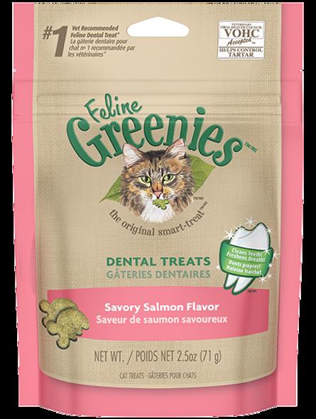 Greenies Feline Salmon 71G