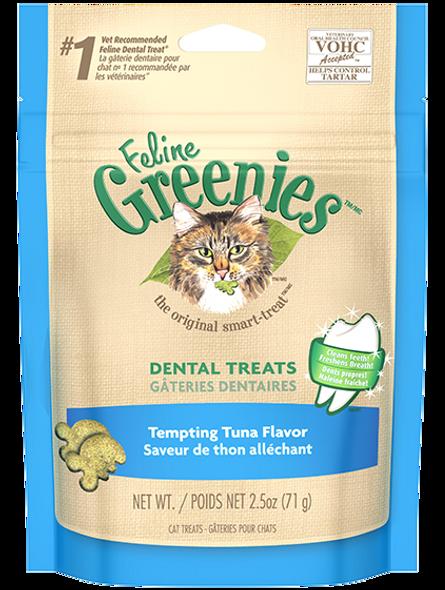 Greenies Feline Tuna 71G