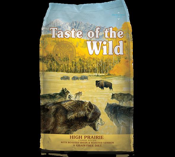 Taste Of The Wild High Prairie Canine 12.2kg