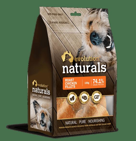 Evolution Naturals - Chicken Fillets 150g