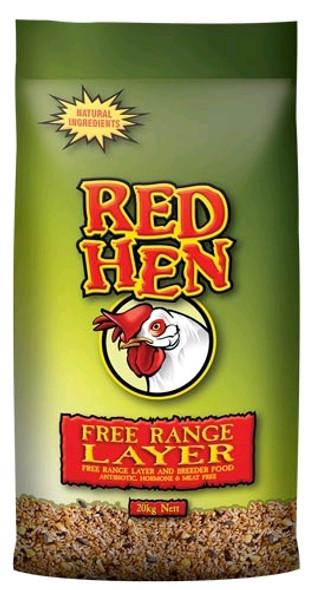 Laucke Mills Red Hen Free Range Layer 20Kg