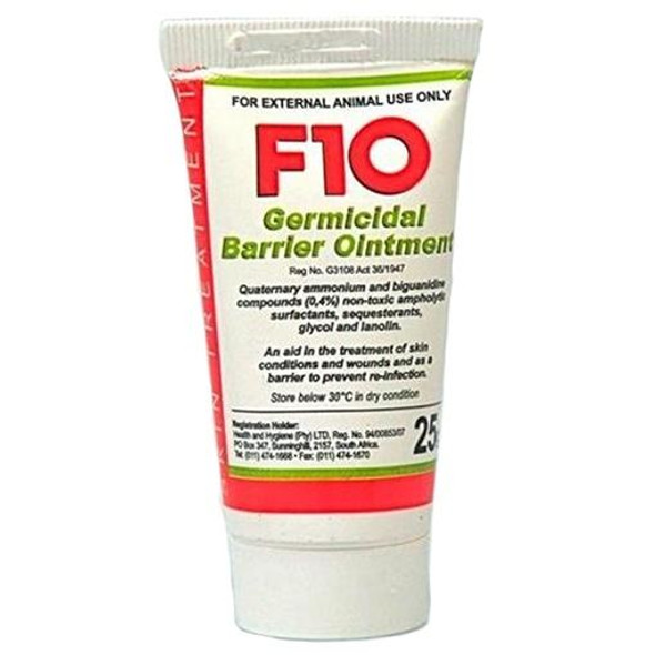 F10 Barrier Ointment 25G