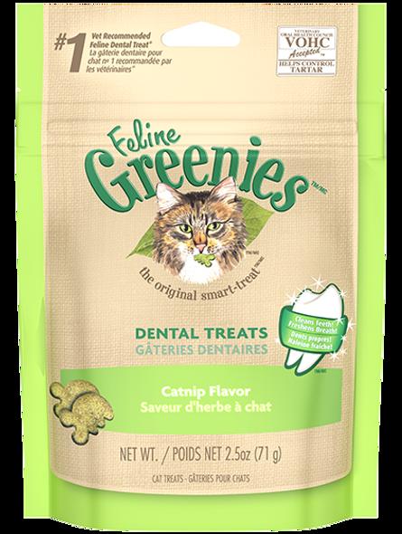 Greenies Feline Catnip 71G