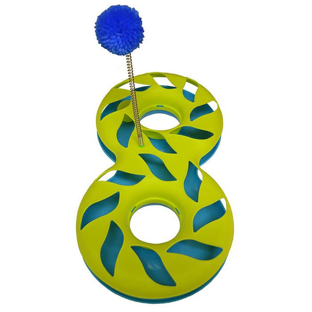 Scream - Orb Round-a-bout - Green & Blue