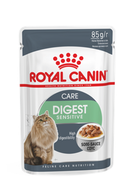 Royal Canin Cat Adult Digest Sensitive Gravy 85Gx12
