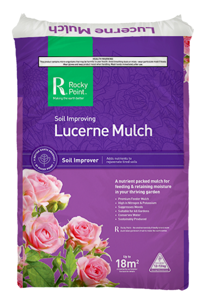 Rocky Point Lucerne Nutri Mulch