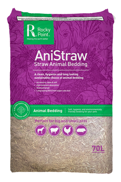 Rocky Point AniStraw Bedding 70L