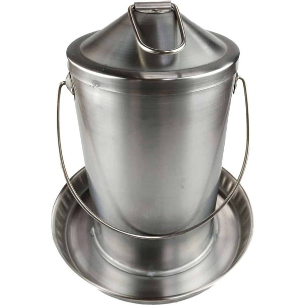 3L Stainless Steel Poultry Drinker