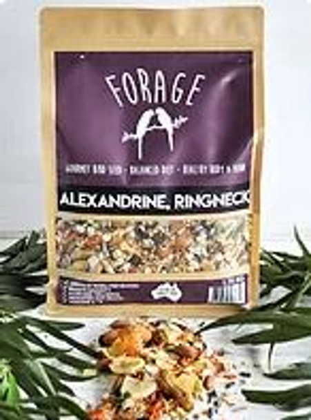 Forage Alexandrine & Ringneck 1KG